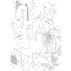Solenoid Control Valve  ZCAM-B30YGST 3D
