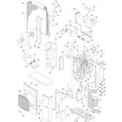 Fixed Capacitor  CMPS UP44B505JMF