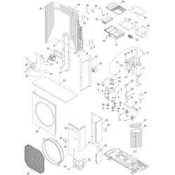 Compressor ASS Y C-6RVN103H0S