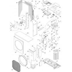 Compressor ASS Y C-7RVN153H0U