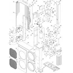 Compressor ASS Y C-9RVN273H0K