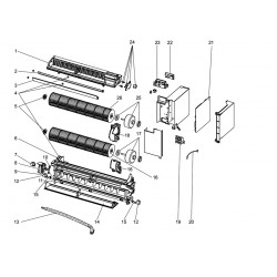NOZZLE ASSEMBLY (LOWER)