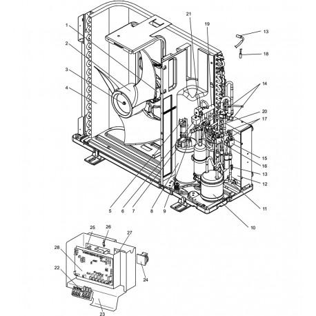LEV COIL Connector: White LEV-A