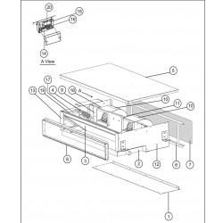 PCB assembly(NO EEPOM DATA)