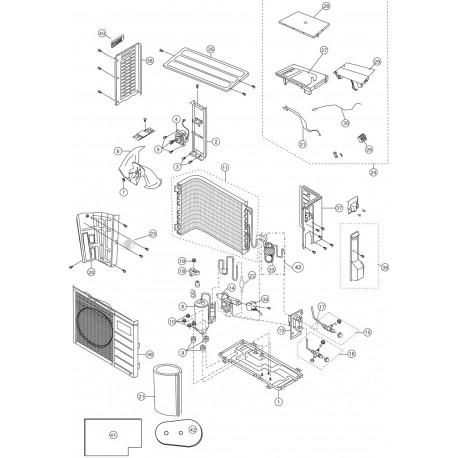CONTROL BOX COMPLETE